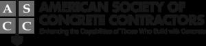 American Society of Concrete Contractors