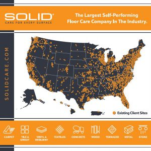 SOLID Surface Care national floor maintenance company