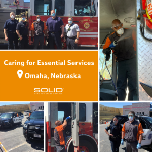 Caring for Essential Services - Omaha, Nebraska